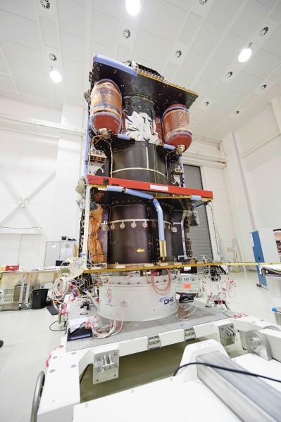 Платформа для ExoMars Trace Gas Orbiter. Фото ESA /OHB