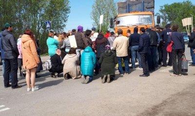 Фото: «ВКонтакте» / «НЕТ свалке Коломна»