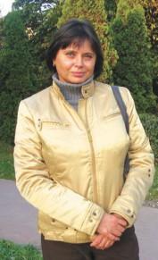 Супруга С.Г. Калякина Татьяна Семеновна Калякина