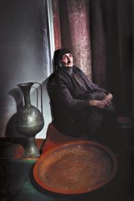 Котиева Тамара, 1935 г.р. Аул Инарки, 4 января 2014 года