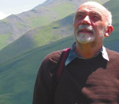 Последняя экспедиция С.В. Хиналуг, 2008 год. Фото А.В. Архипова