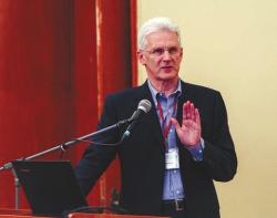 А. Фурсенко. Фото С. Коробковой (ЕУСПб)