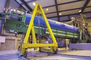 Установка CAST.  Фото с сайта ЦЕРН