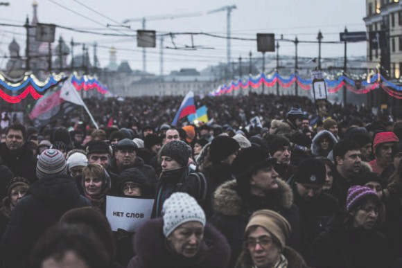 1 марта 2015 года. Фото Евгения Фельдмана