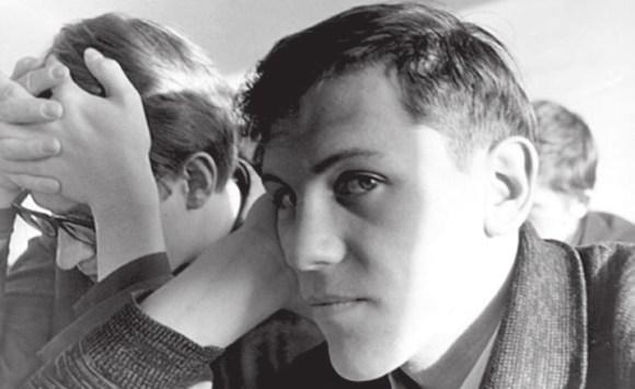 Валерий Рубаков в молодости