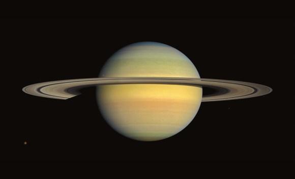 Фото NASA / JPL / Space Science Institute
