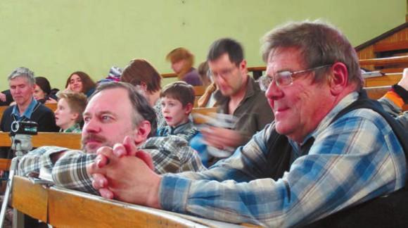Максим Борисов, Борис Штерн