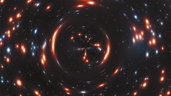 Кротовые норы, черные дыры