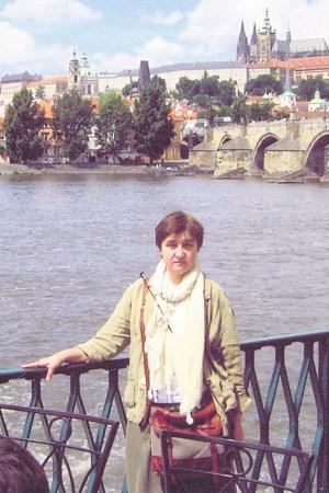 Т. А. Михайлова. Фото с сайта Института языкознания РАН
