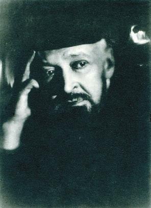 Фотография 1935 года из альбома «И. А. Фомин». М., 1953