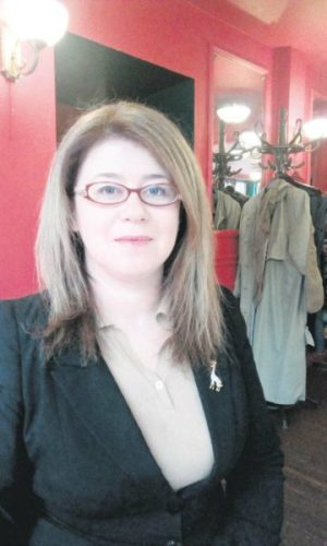 Ольга Викторовна Ворон
