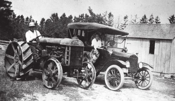 На американской ферме, 1920-е годы. http://static.torontopubliclibrary.ca