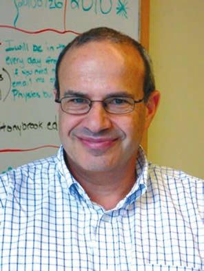 Н. Зайберг. Фото с сайта insti.physics.sunysb.edu