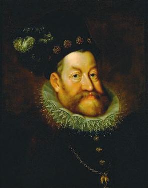 Портрет императора Рудольфа II