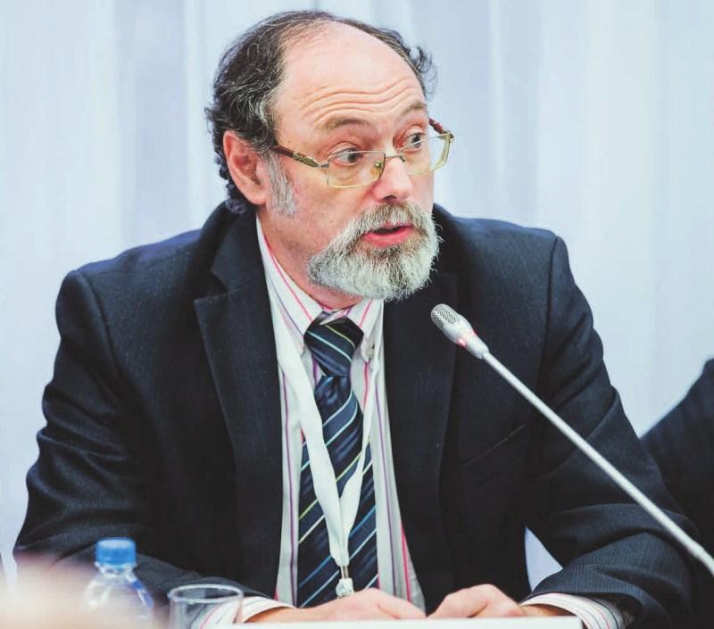 Аркадий Любарев («Фейсбук», ОГФ-2016)