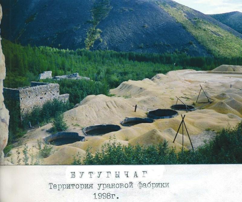 Исправительно-трудовой лагерь Бутугычаг, существовал на территории современной Магаданской области. Лагерь известен своими урановыми и оловянными рудниками, здесь добывали олово и уран вручную