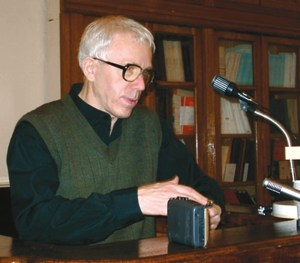 Сергей Хайтун. Фото с сайта vokrugsveta.ru