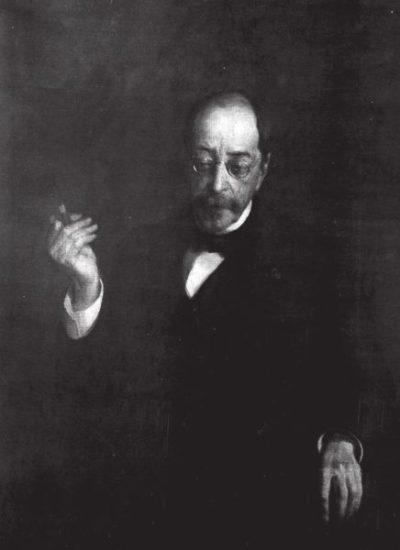 Джон Ла Фарж. 1902 год