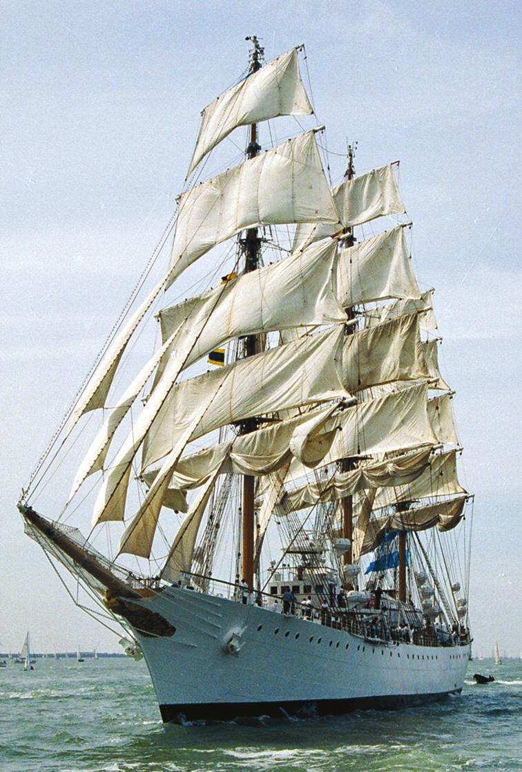 10. Фрегат ВМС Аргентины «Либертад» («Википедия»)