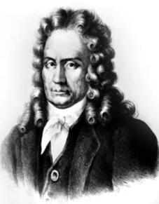 Лаврентий Лаврентьевич Блюментрост, первый президент Петербургской академии наук (с 7 декабря 1725 по 6 июня 1733), лейб-медик Петра I