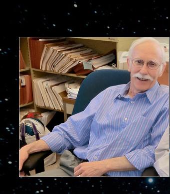 Крейг Уилер. Фото с сайта as.utexas.edu/~wheel/