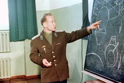 Доклад Алексея Леонова на заседании Государственной комиссии в марте 1965 года