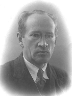 Отец Борис Петрович Александров (1898–1969)
