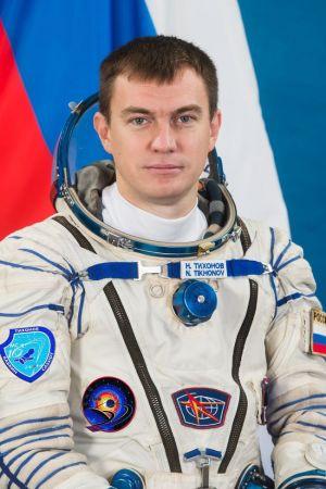 Николай Тихонов. Фото ЦПК им. Ю. А. Гагарина