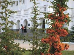 Филиал в Севастополе (фото автора)