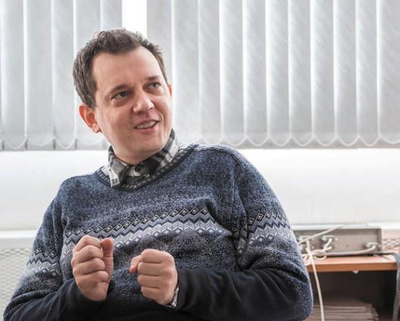 Александр Савостьянов. Фото С. Ковалева