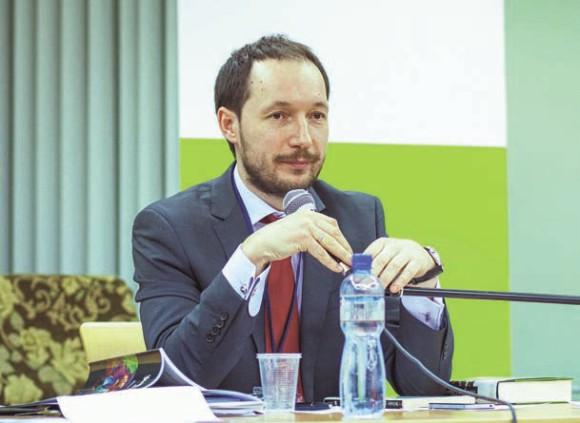 Данила Расков, автор книги «Экономические институты старообрядчества»