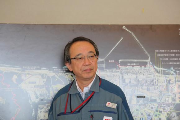 Akio Komori. Фото Pallava Bagla