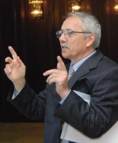 А.Фрадков. Фото из домашнего архива