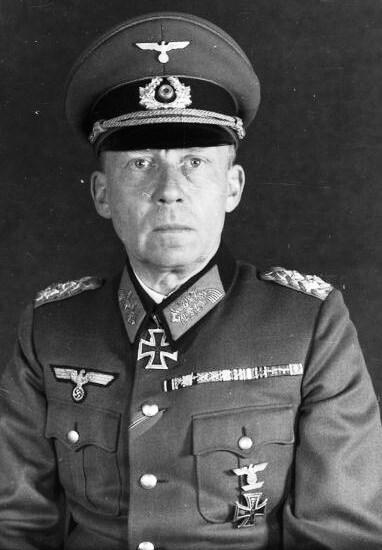 Готхард Хейнрици (1886–1971). «Википедия»