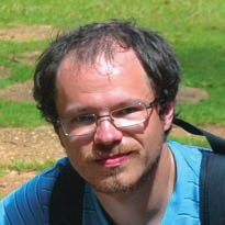 Артём Новичонок, канд. биол. наук, руководитель лаборатории астрономии  Петрозаводского государственного университета