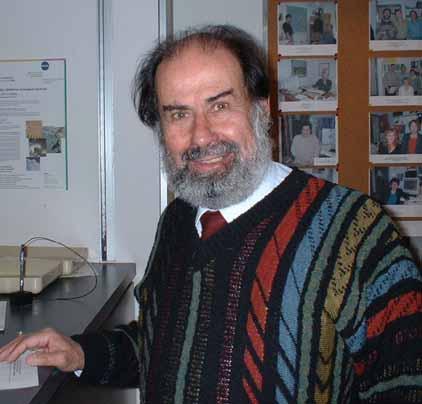 Profesor Pavel Winternitz
