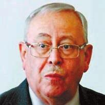 Давид Раскин,  докт. ист. наук, ученый секретарь Научного совета  Санкт-Петербургского союза ученых