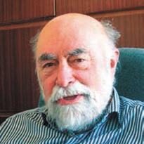 Анатолий Вершик, лауреат премии фонда «Династия» «Жизнь, посвященная математике» (2014 год)