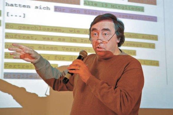 Андрей Ростовцев. Фото Натальи Четвериковой