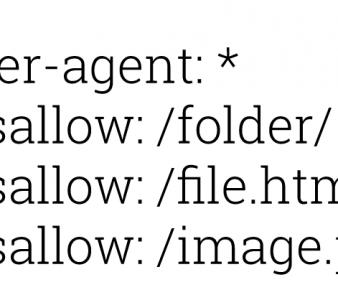 Problem with default WordPress robots.txt