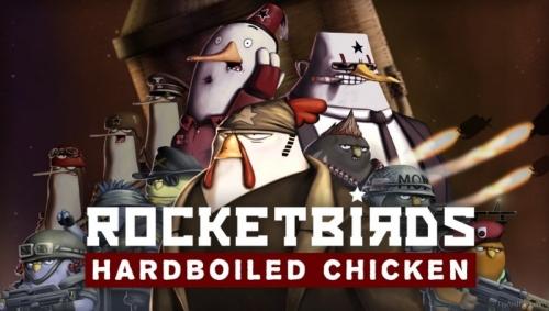 rocketbirds : harboiled chicken