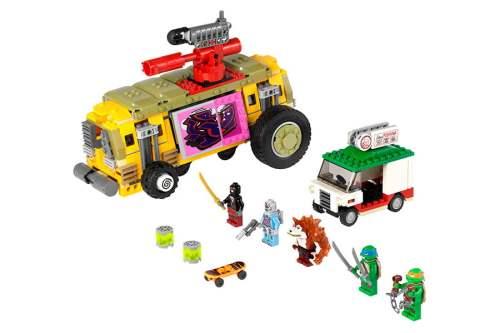 tortues ninjas lego