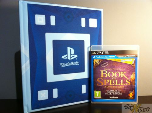 Wonderbook: book of spelles