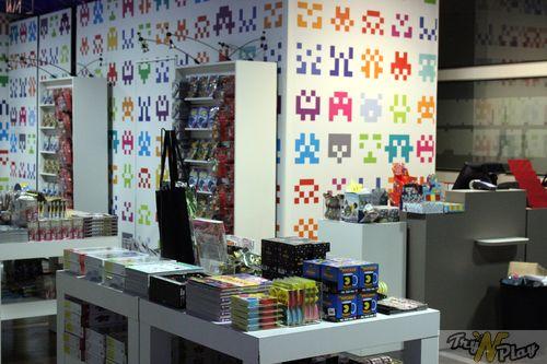 jeu vidéo l'expo