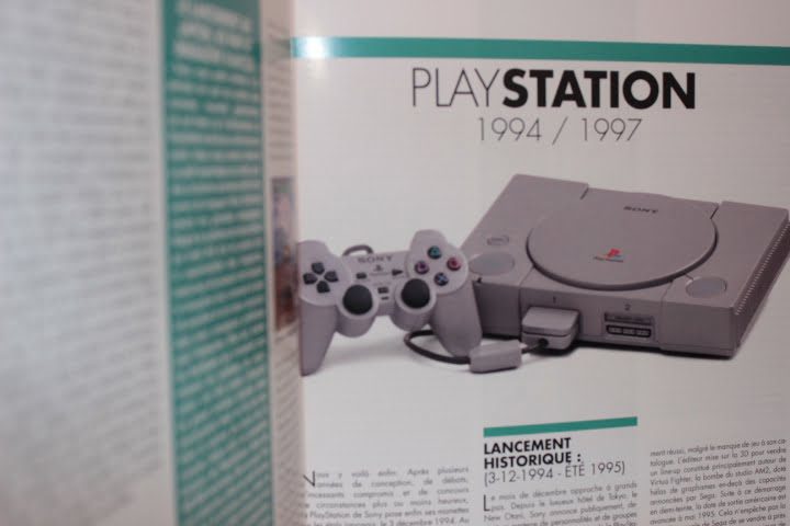 playstation anthologie