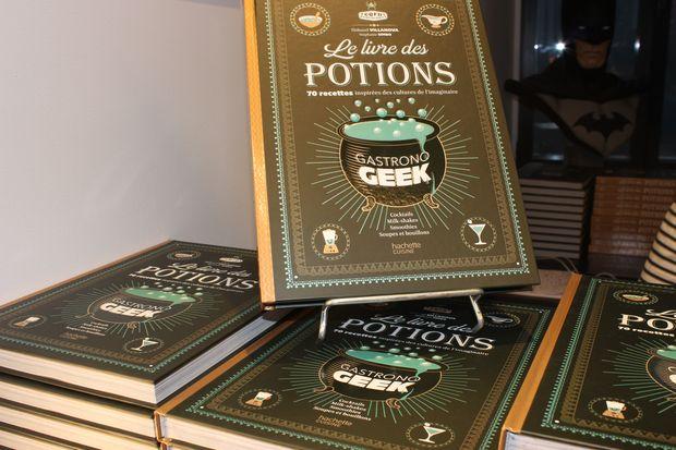 Le Livre des Potions