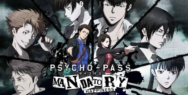 Psycho Pass Mandatory Hapiness