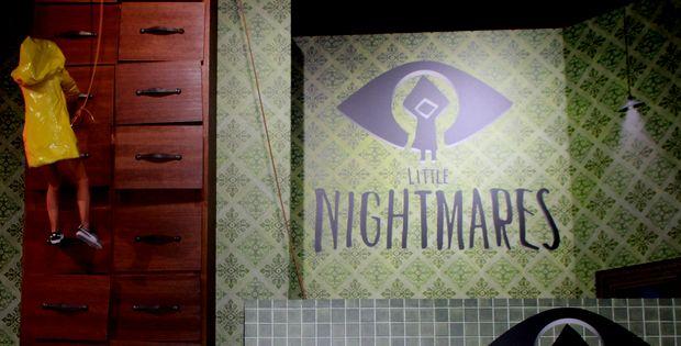 Little Nightmares plonge l'enseigne Micromania dans le noir