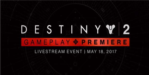 Destiny 2 : les premières minutes de gameplay en livestream