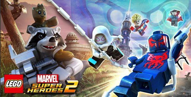 Lego Marvel Super Heroes 2 prône une plus grande ouverture
